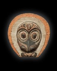 Sawos dance mask, Papua New Guinea