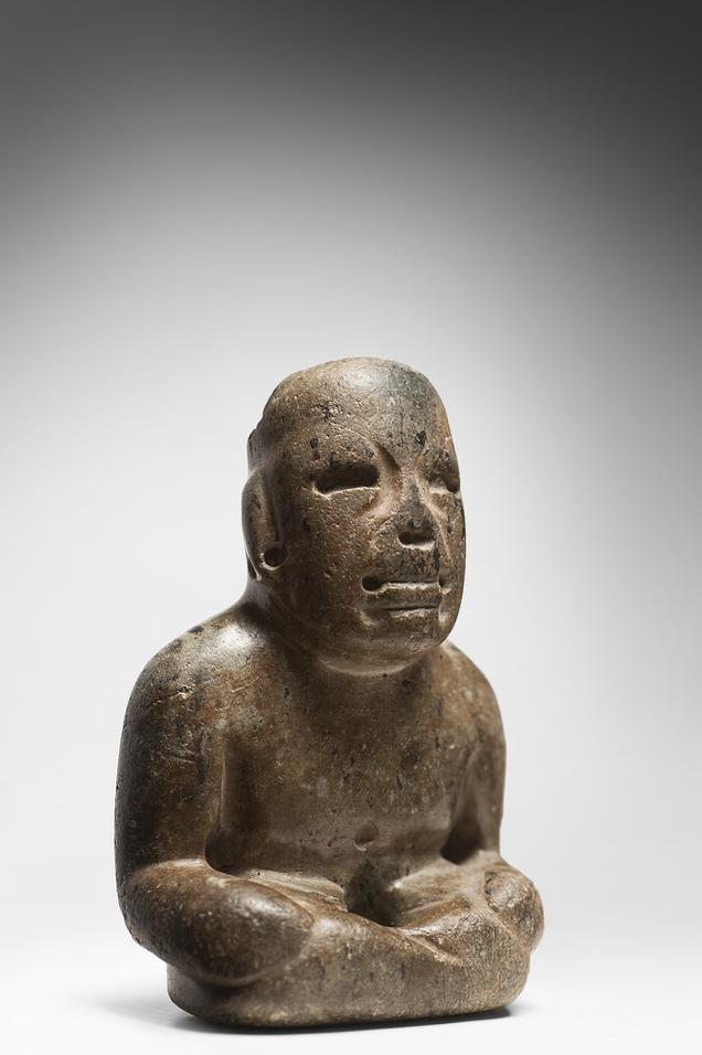 Olmec Figure