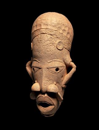 Monumental Head