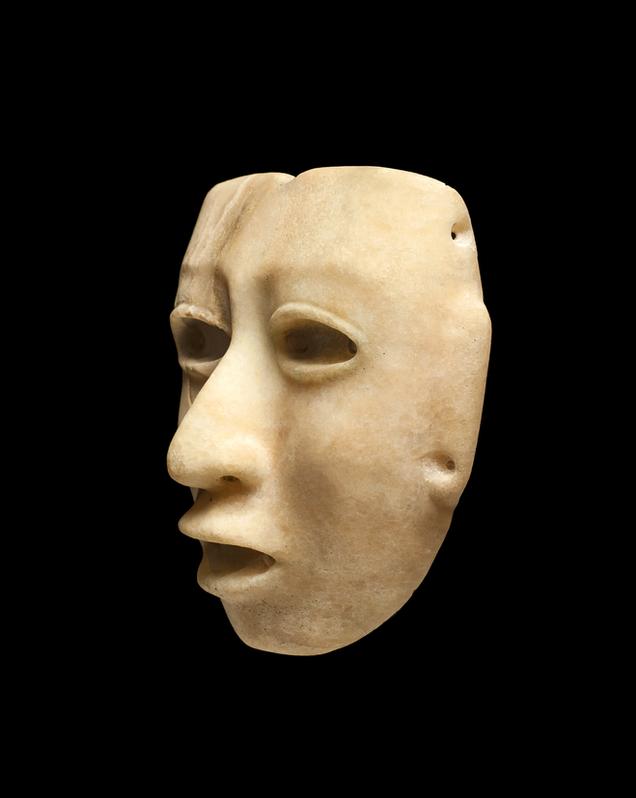 Teotihuacan Mask