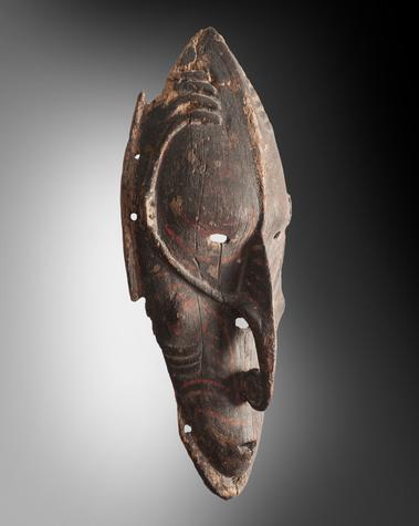 Mangan mask, Papua New Guinea