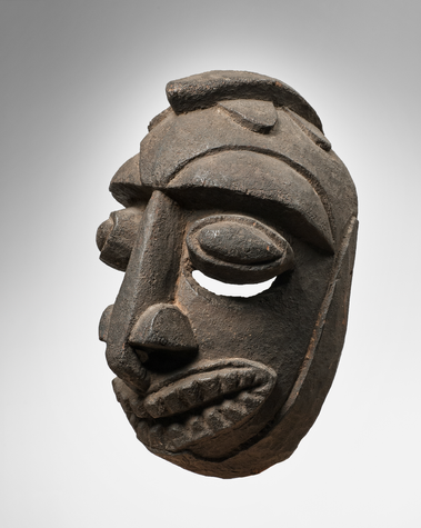 Astrolabe Bay mask, Papua New Guinea