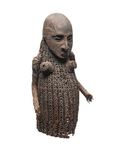 Sawos reliquary figure, Middle Sepik