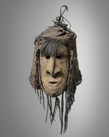 Sawos mask, Papua New Guinea