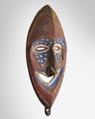 Bogia mask, Papua New Guinea