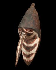 Parak mask, Papua New Guinea