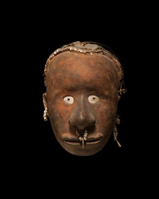 Overmodeled Skull