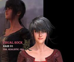 VisualRock-Hair01