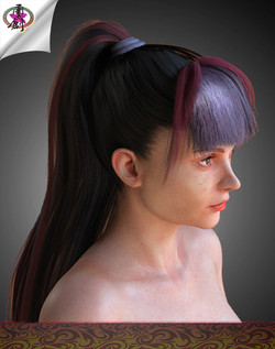 Visual Rock 2 - hair05