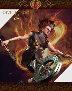 Divine Troop2-NeZhaSuit