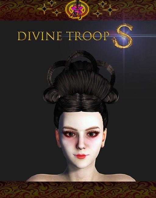 DTS-Model1G-Hair