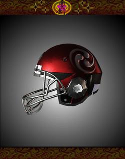 Sports Fashion - American Football Helmet