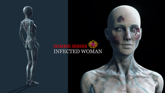 Zombie Series - Infected woman.jpg