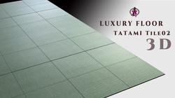 Luxury Floor - Tatami Tile-01