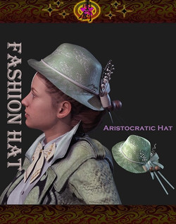 Aristocratic Hat-03