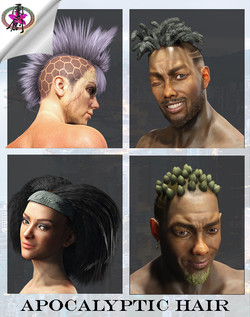Apocalyptic Hair Pack