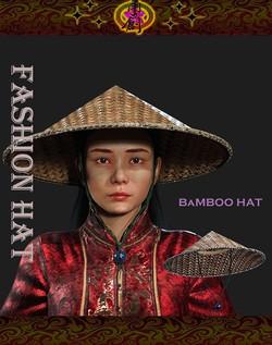 Bamboo Hat-01