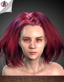 Humanoid02-Hair-B