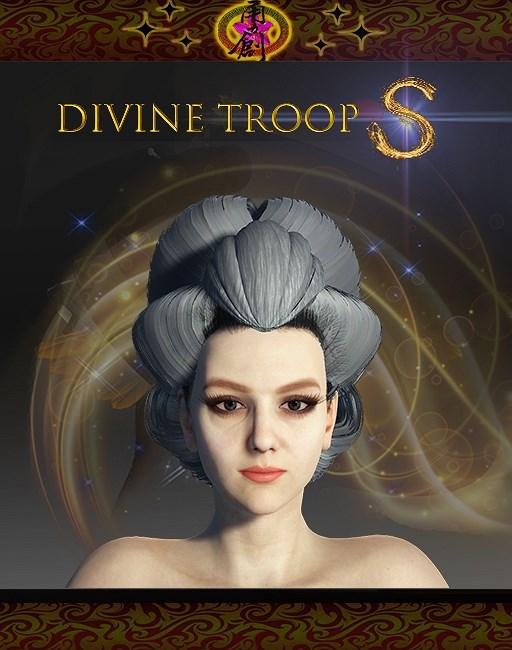 DTS-Model1D-Hair