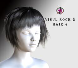 CGTrader-VisualRock2-hair4-Poster