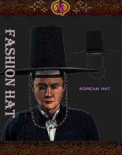 Korean Hat-01