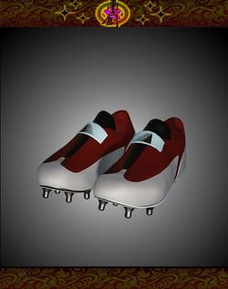 Sports Fashion - American Football Shoes