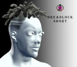 CGTrader-DreadlockShort-Poster