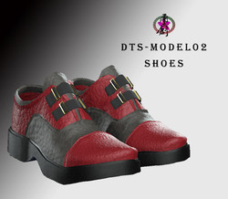 DTS-Model02-Shoes-Poster