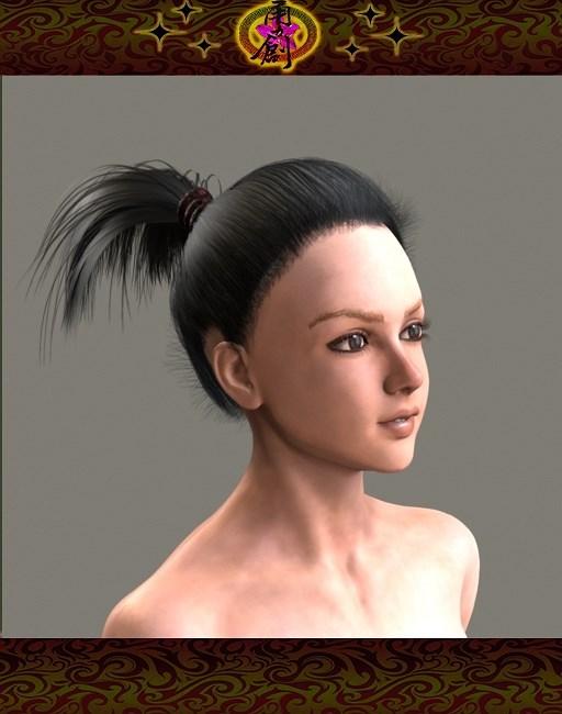 YC-J-Sengoku jidai Hair