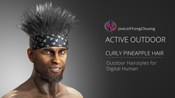 AO-CurlyPineapple-Hair-Poster