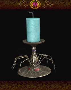YC-SpiderCandle