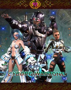 Cyborg WarZone