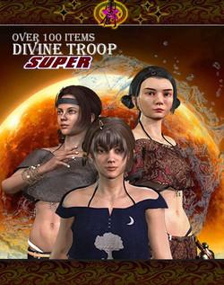 Divine Troop Super - Model01