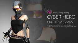 CyberHeroPack-Poster1