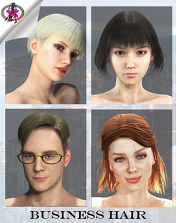 Business Hair Pack