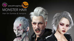 MosterHair-Poster