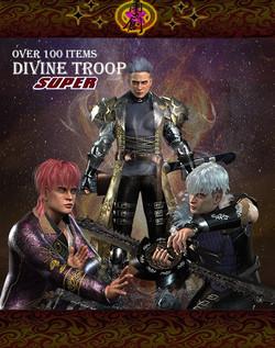 Divine Troop Super - Model02