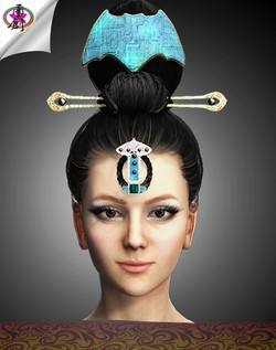 DTS-Model1E-Hair