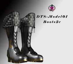 dts-model01-boots2c-3d-model-low-poly-obj-fbx-blend-ztl