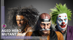 Mutant Hair Poster