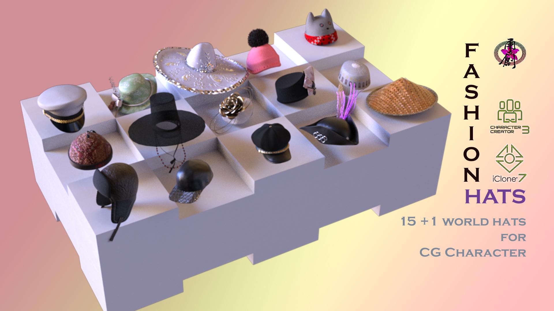 Fashion Hats World