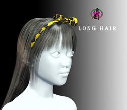 Active Outdoor Hair - Long Hair