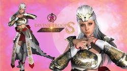 Divine Troop Super - Princess