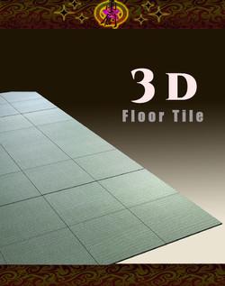 Luxury Floor - Tatami Tile 01