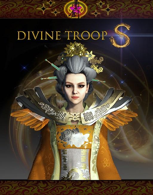 Divine Troop Super - Model1D