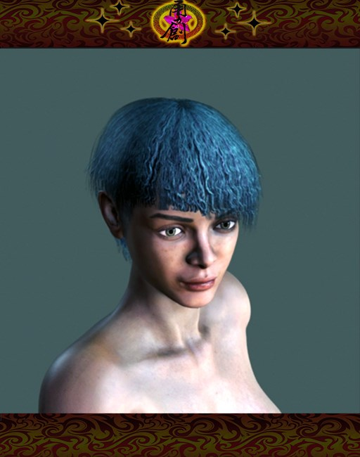 YC-VisualRock3-Hair01