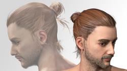 Visual Rock 4- Hair03