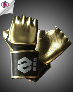 MMA Gloves-4