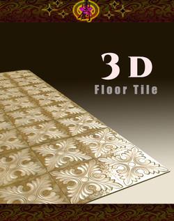 Luxury Floor - MarbleTiles 01