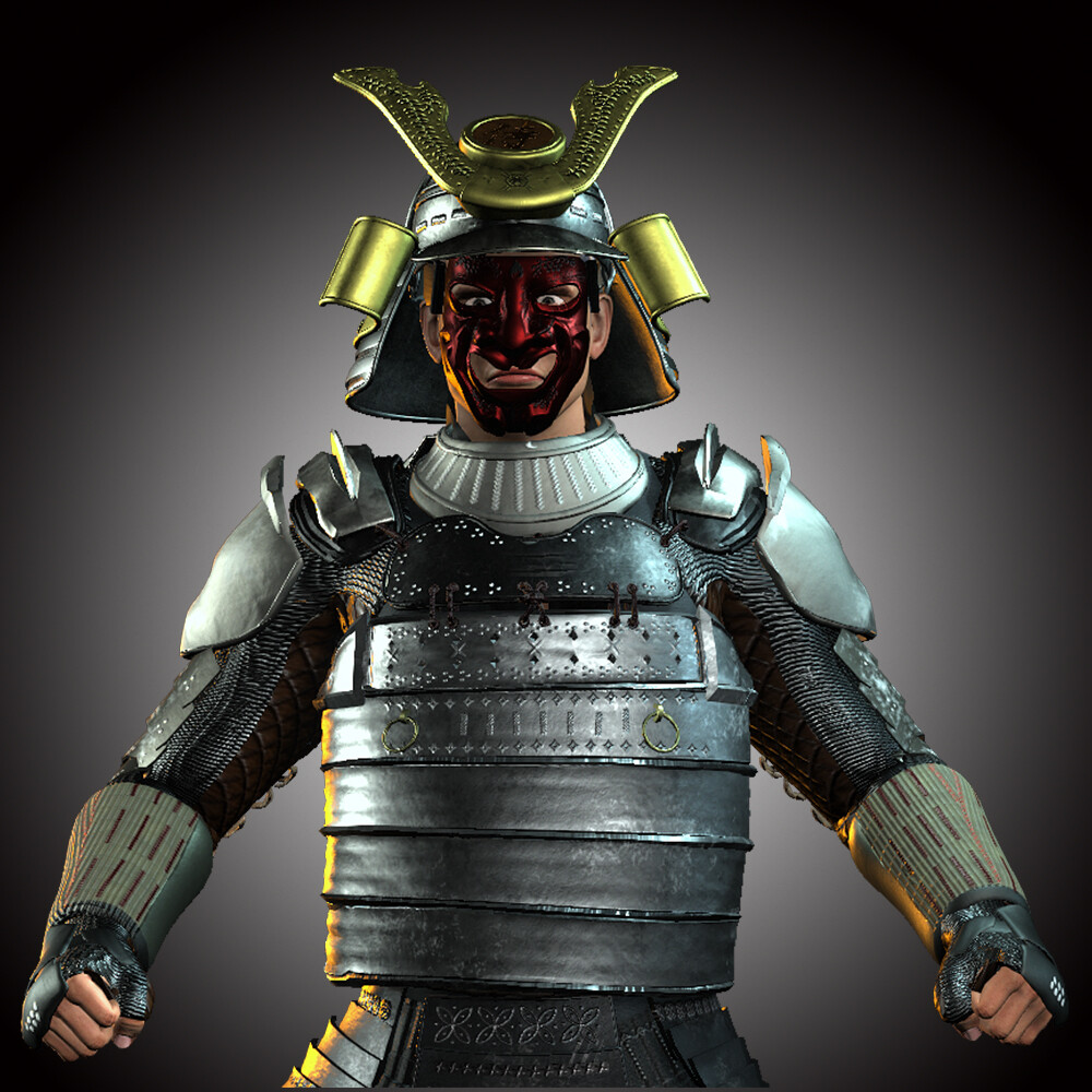 Chief Japanese Warrior